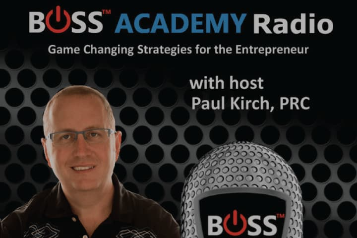 Boss Academy Radio Podcast