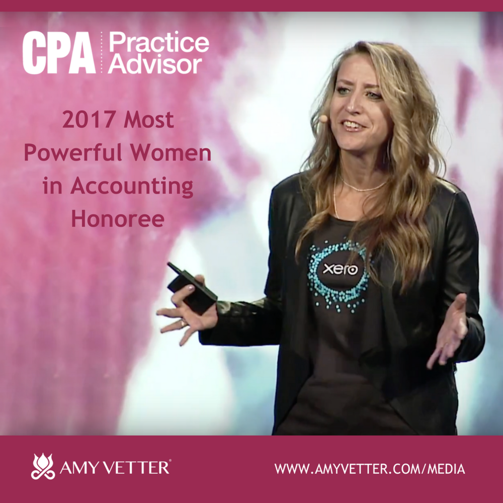 2017 Most Powerful Women on Accounting Honoree