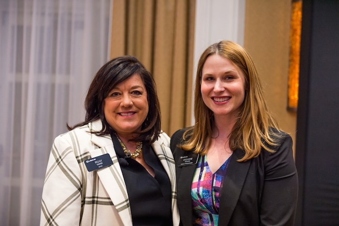 Lexus' Peggy Turner and Leigh Anne Sessions (now Toyota Racing). Photo: Fadra Nally