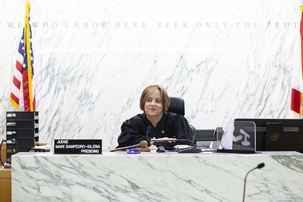 Judge-Maria-sampedro-iglesia-miami-court-foster-care