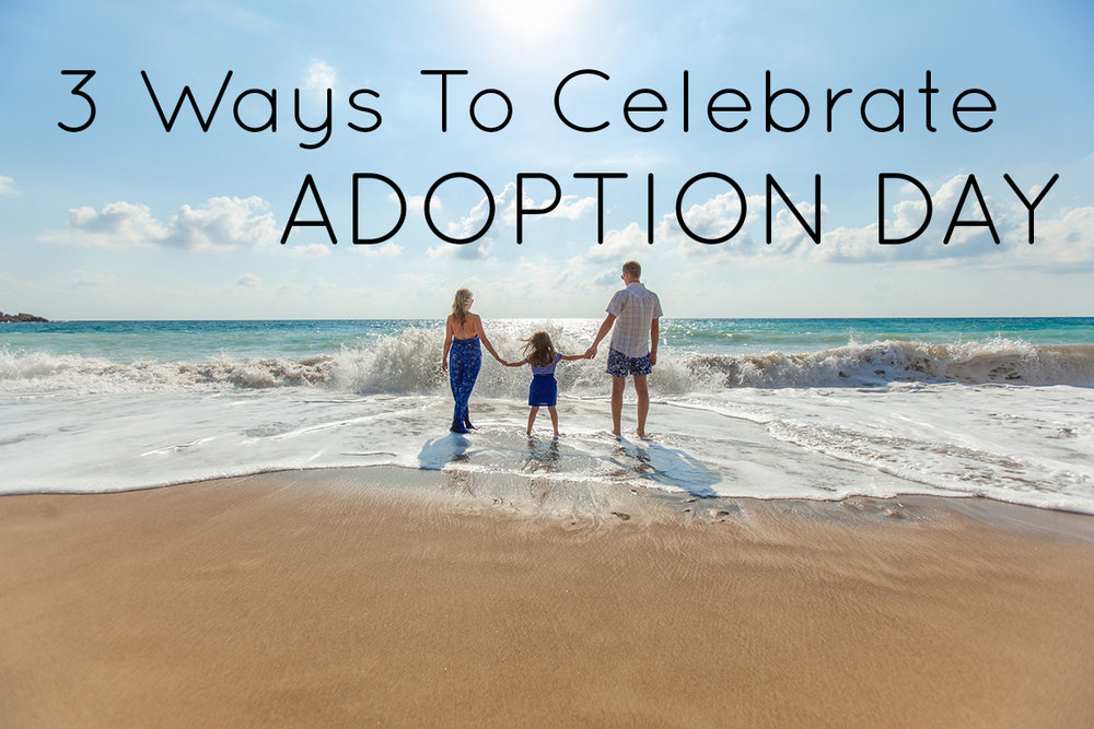 Ways to celebrate adoption day in south florida. Miami, fort lauderdale, orlando adoption day celebration.