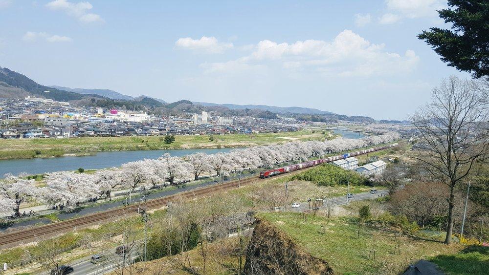 Shiraishi River