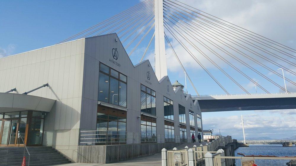 A-Factory at Aomori