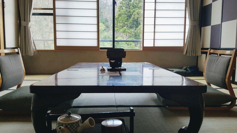 Shousuke no Yado Takinoyu,Aizu-Wakamatsu
