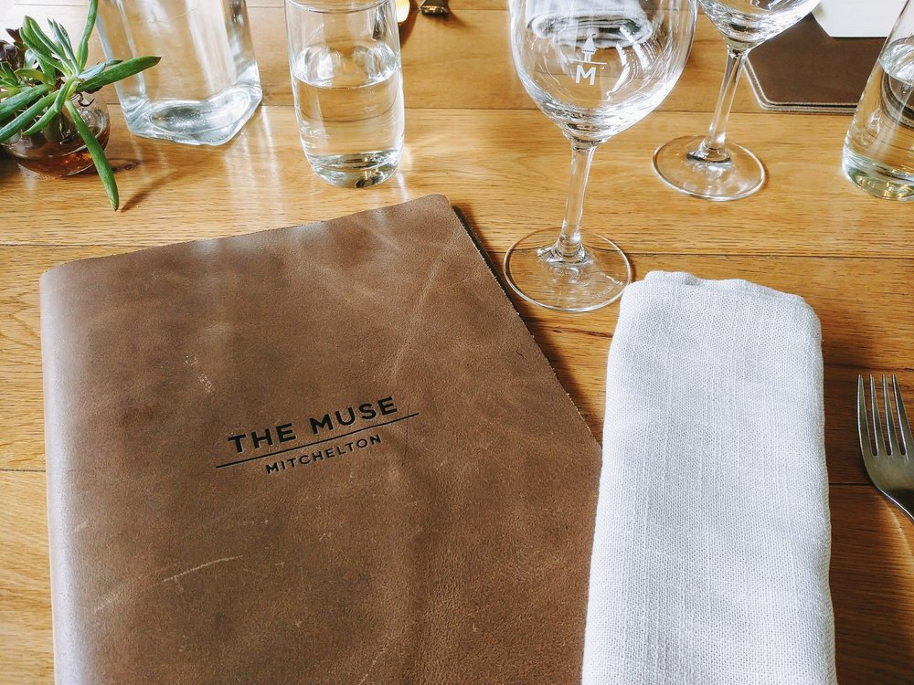 The Muse restaurant at Mitchelton