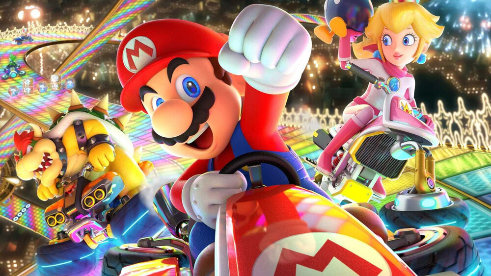 Mario Kart 8 Deluxe Tracks Ranked Part 2 Nintendo Village