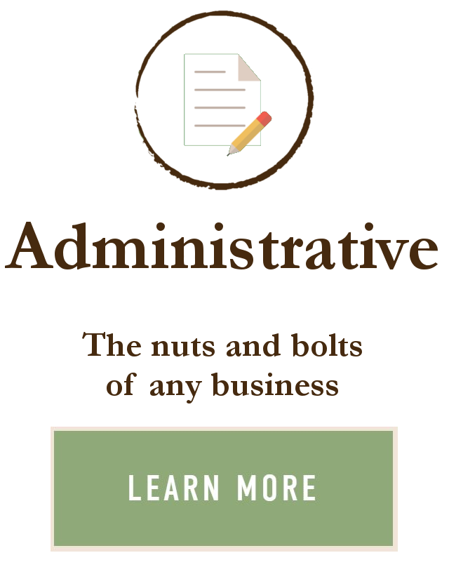 Administrative business support