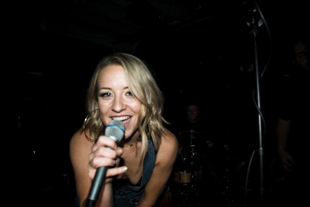 Lead vocals & Guitar: Danielle Stacy
