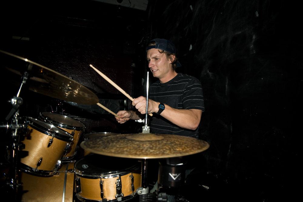 Drums: Daniel Kanefsky