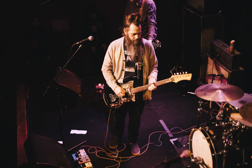 Duster at Mississippi Studios; Photos by Mikey Duran