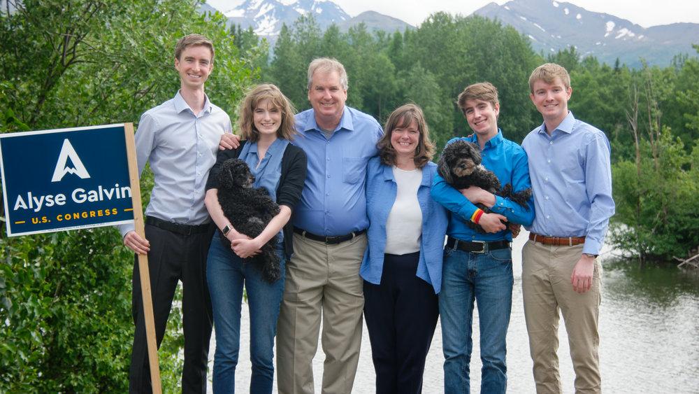 Meet Alyse - Alyse's StoryAlyse's Family