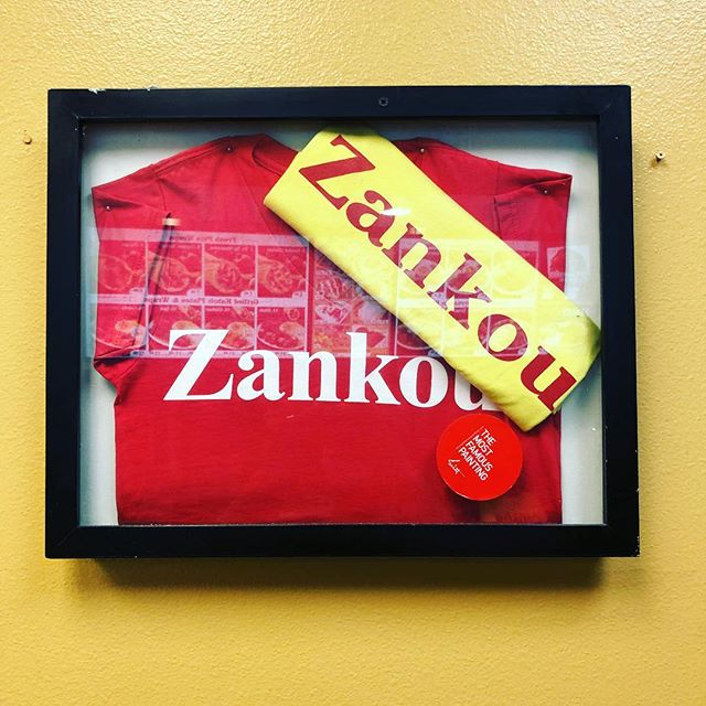 @zankouchicken.la is #themostfamouspainting