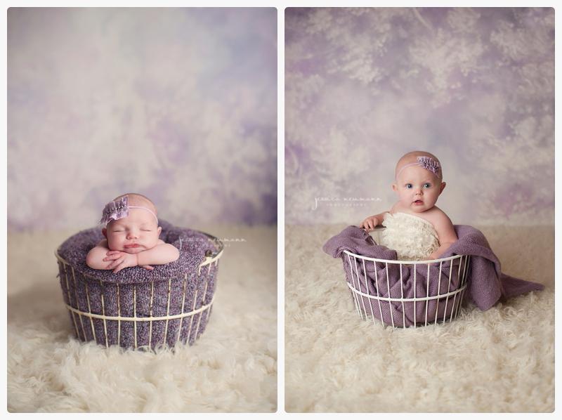newborn to 6 months