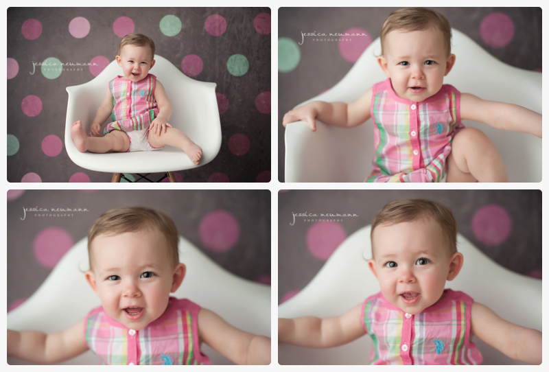 18 month old professional baby pictures studio lighting