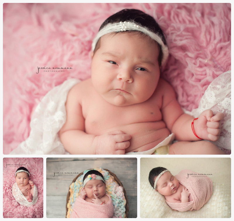 newborn rolls