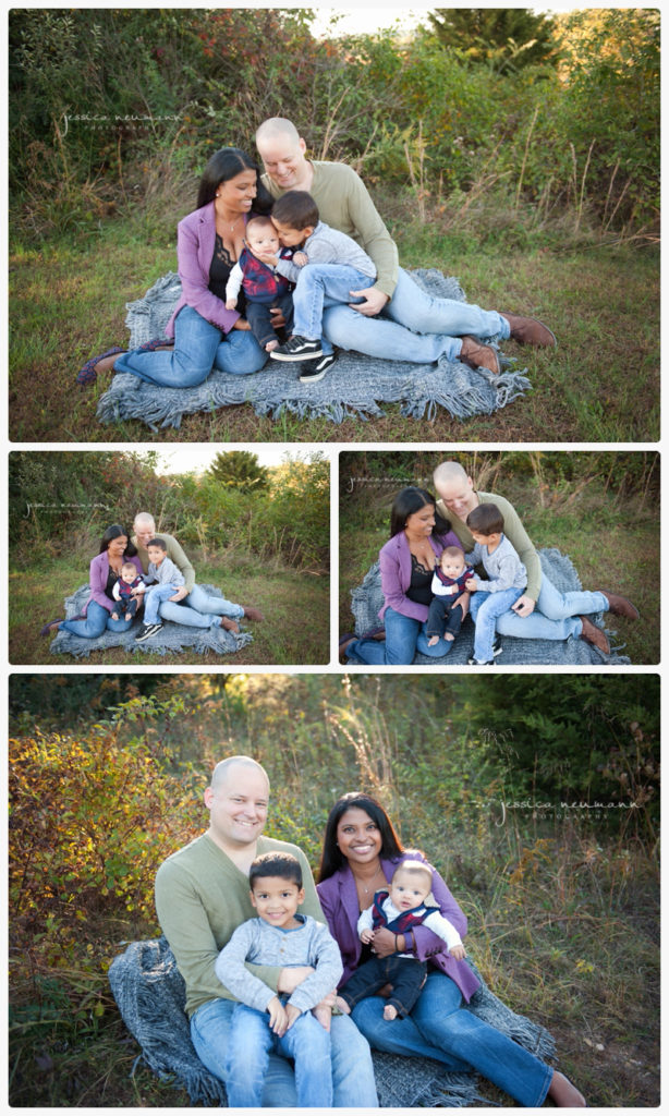 family snuggle images