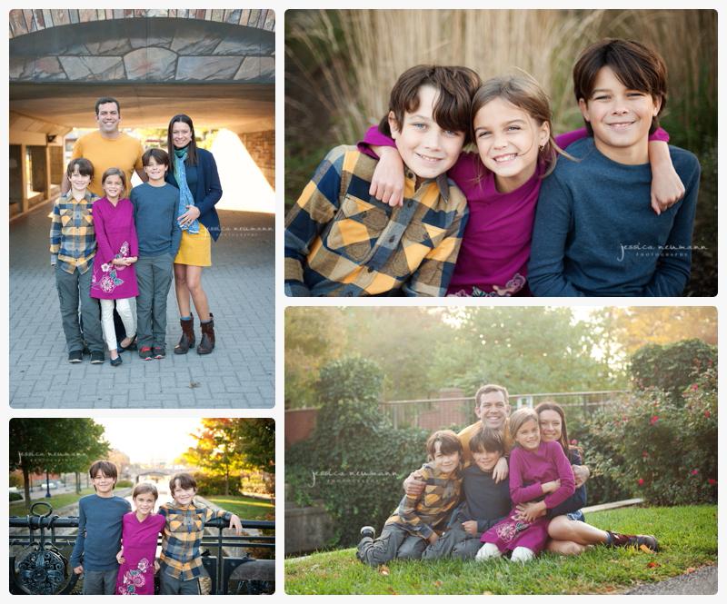 carroll creek family photos