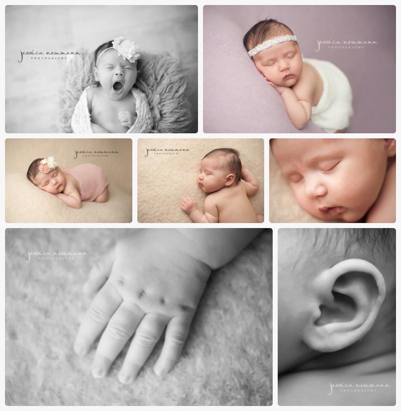 5 week old newborn details