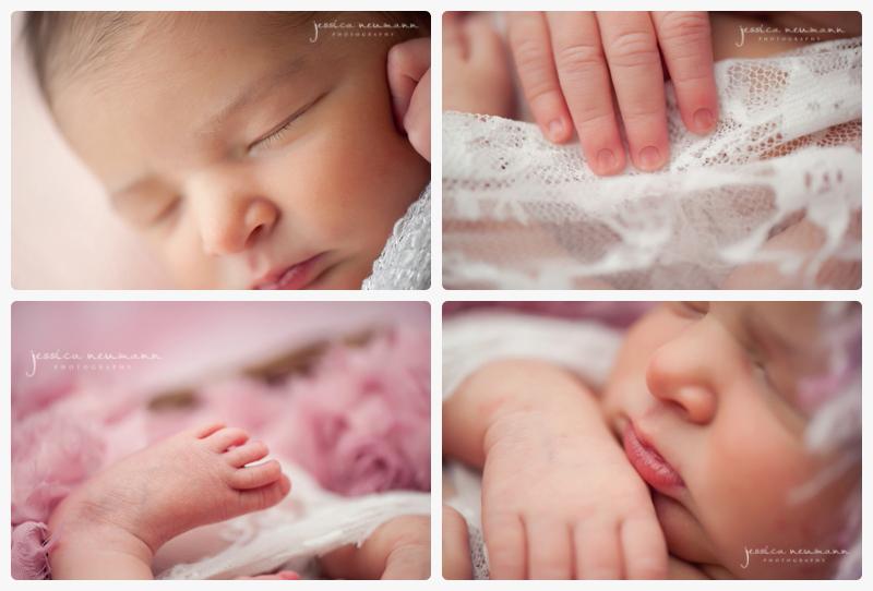 detail newborn images
