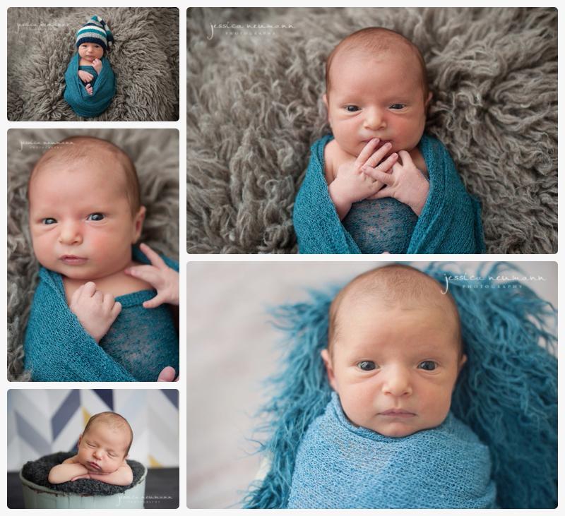 frederick md posed studio newborn photographer
