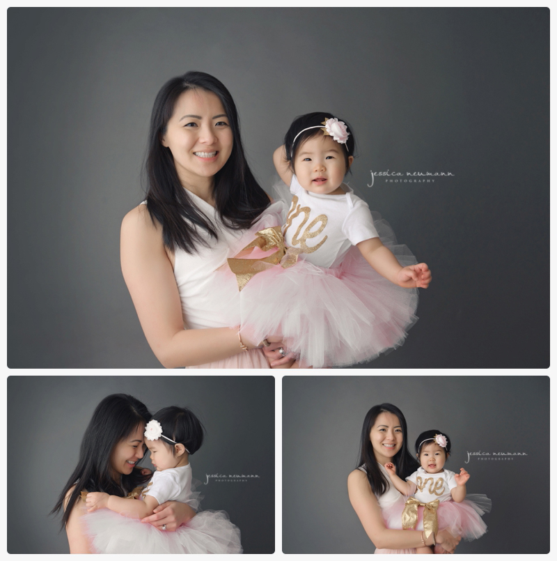 rockville, md studio mom and daughter images