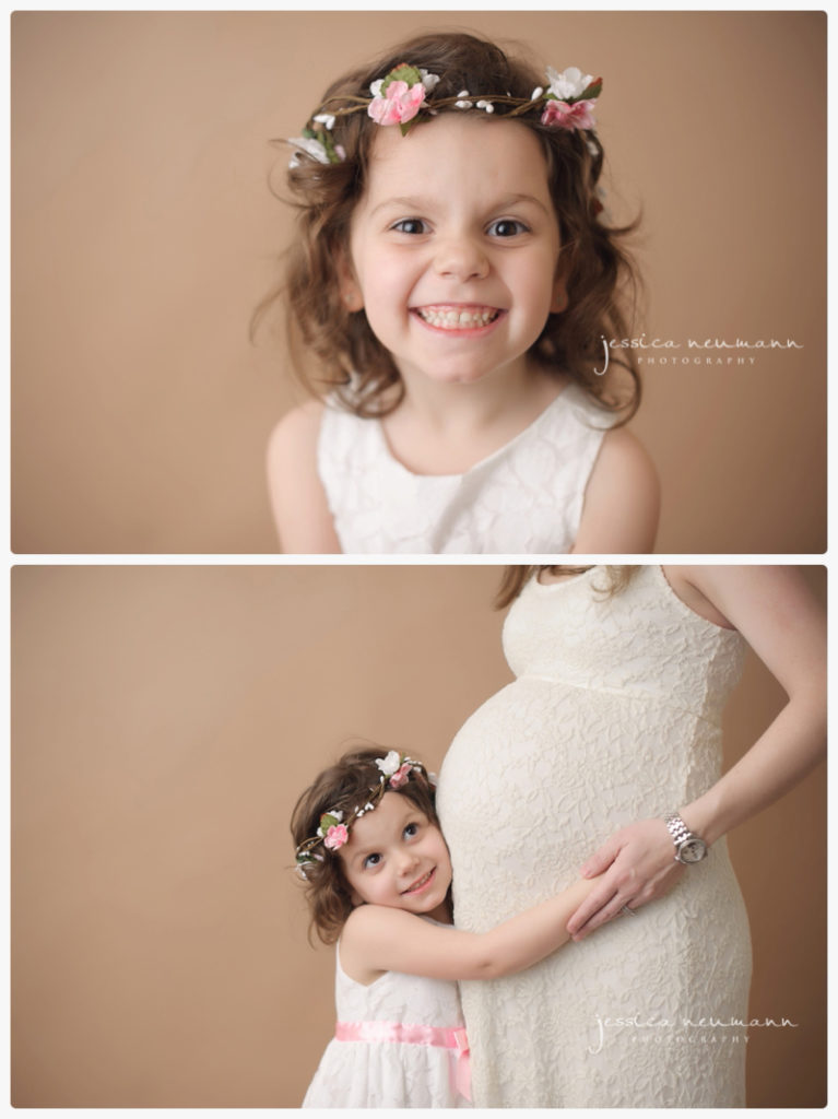 catonsville, md studio maternity photography