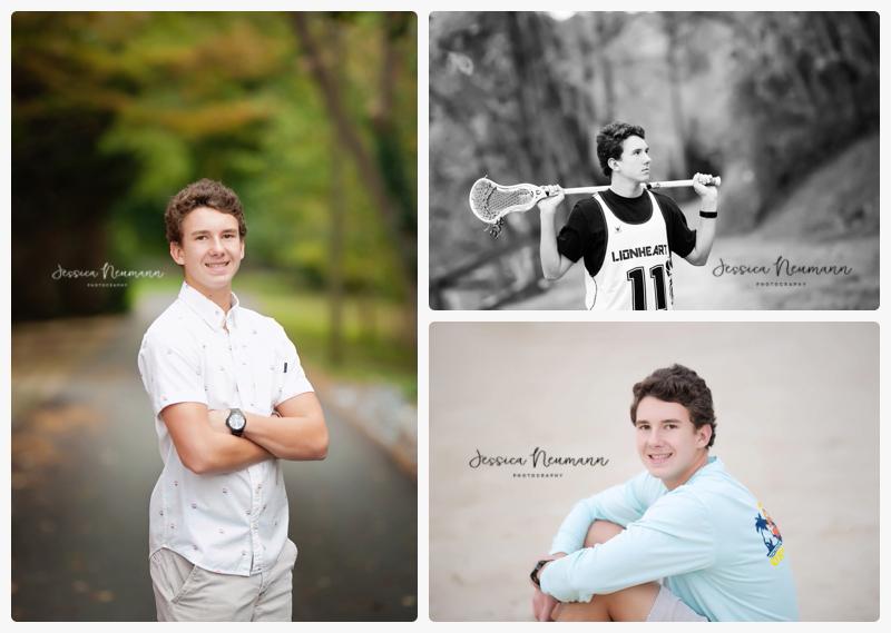 senior boy lacrosse image