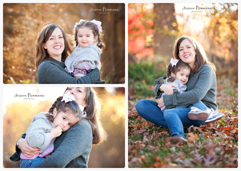 mom and 3 year old family photography