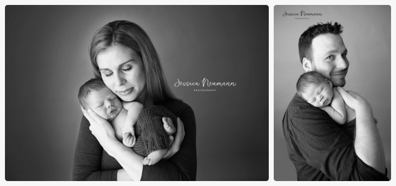 newborn and parent photography