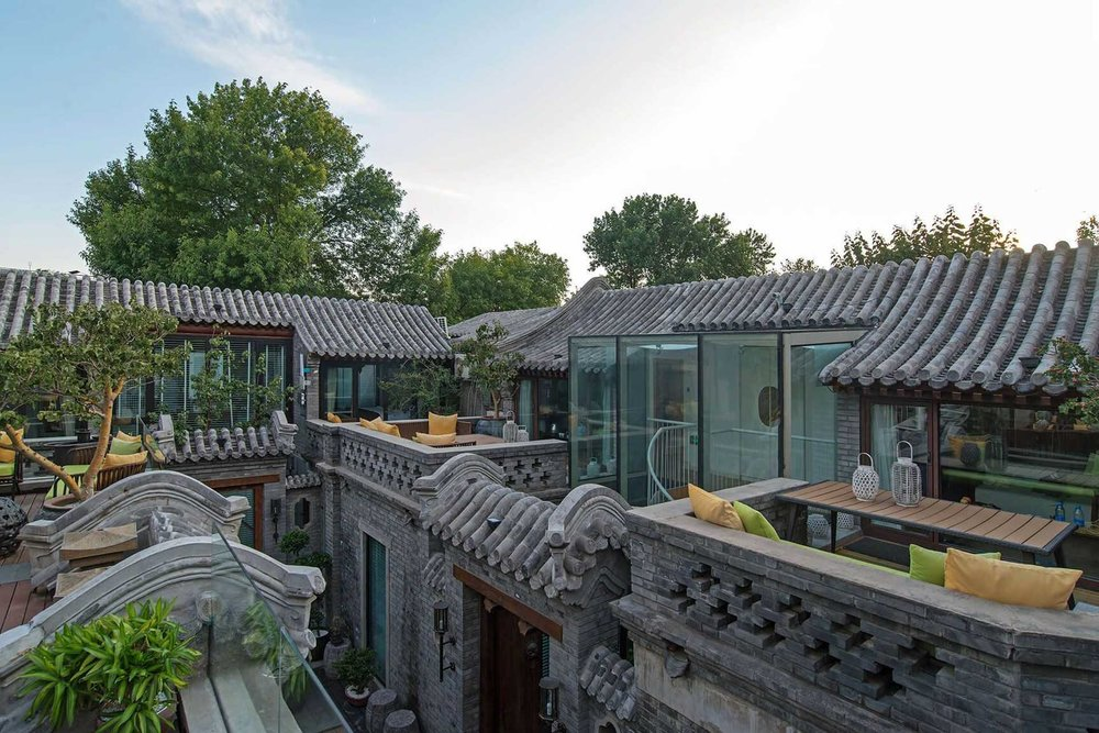 Beijing 161 LeZaiNanluo Boutique Hotel -