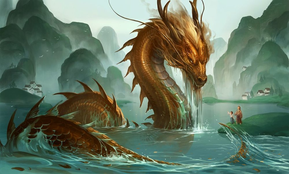 Seek The Dragon In Beijing -