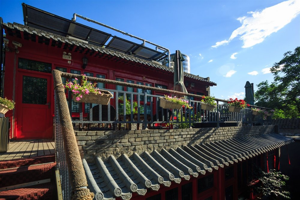 Beijing 161 Lama Temple Courtyard Hotel - 46 Beixinqiao 3rd Alley, Dongcheng District, 100007Tel: +86 (0)10-84015027Fax: +86 (0)10-84015062Email: beijing161lthotel@hotmail.com