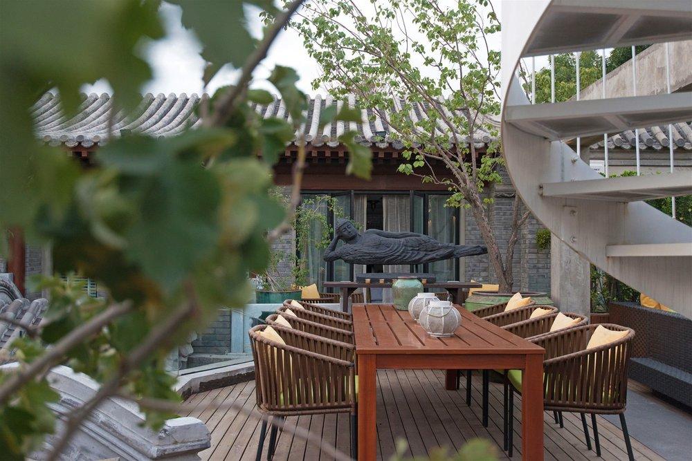 Beijing 161 Nanluoguxiang Courtyard Hotel - 3 Shajing Hutong Nanluoguxiang Dongcheng District 100009Tel: +86 (0) 10-64457445Email:beijing161lezai@163.com