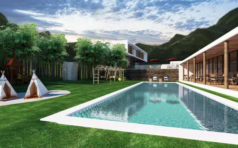 BeiJing 161 Hotel Mi Yun Xing Qiu Resort -