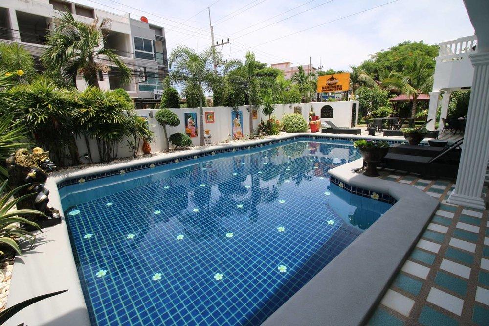 161泰国芭提雅别墅 -