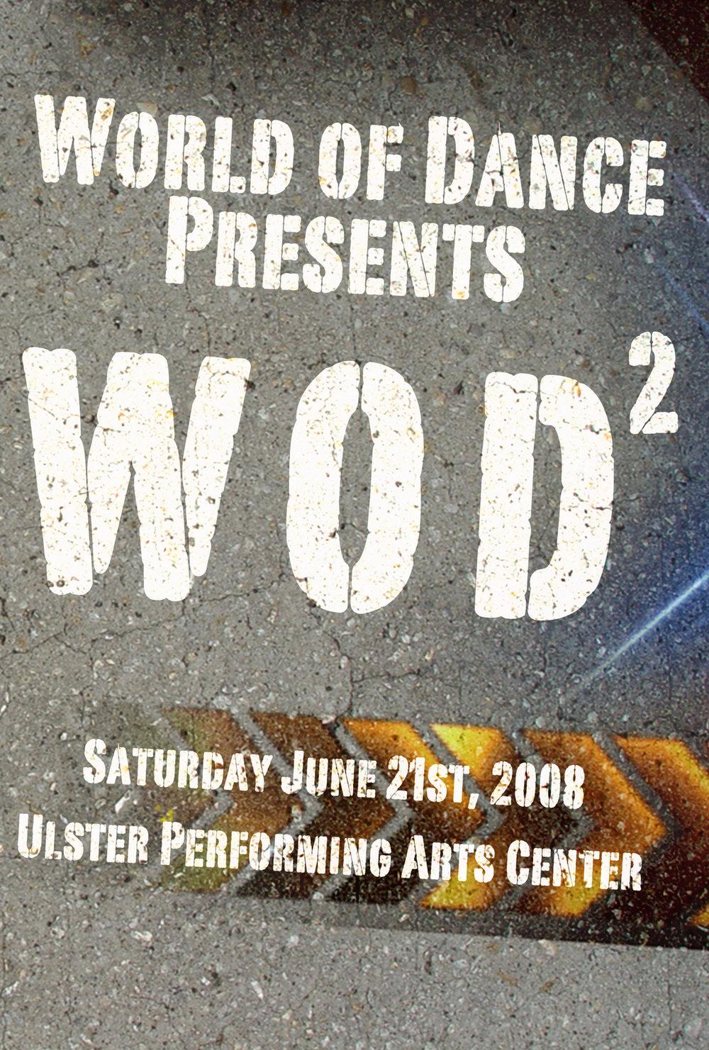 World of Dance 2008 WOD2