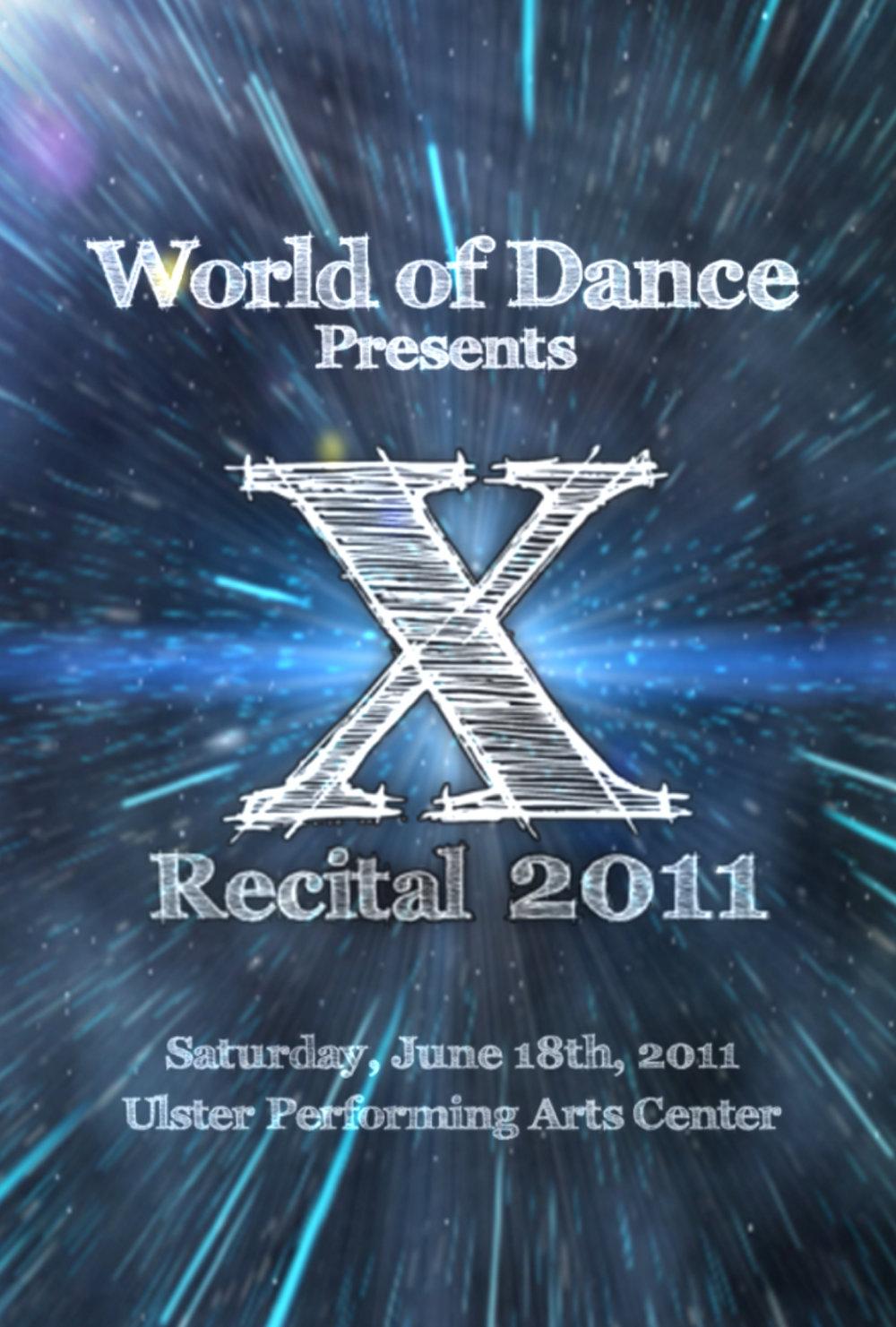 World of Dance 2011 X
