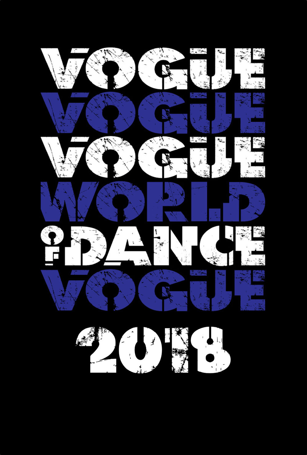 "World of Dance ""Vogue"" 2018"