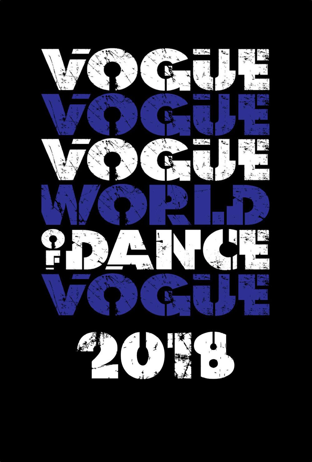 "World of Dance ""Vogue"" 2018"