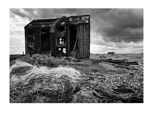 Derelict Fishermans Hut - Dungeness