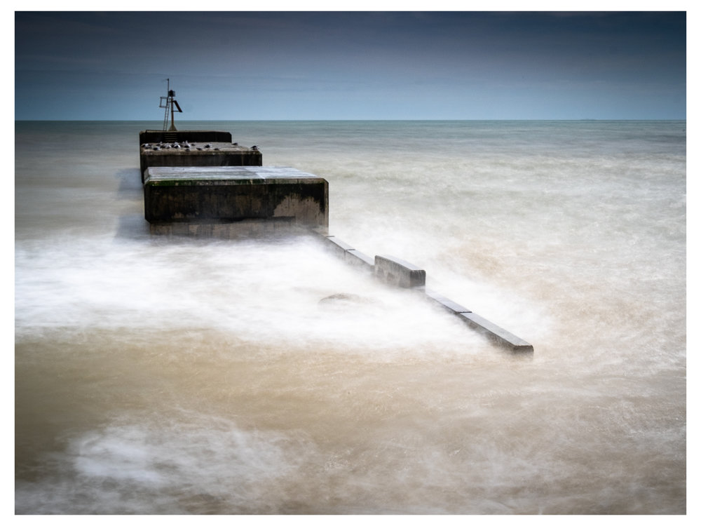 Hastings Breakwater