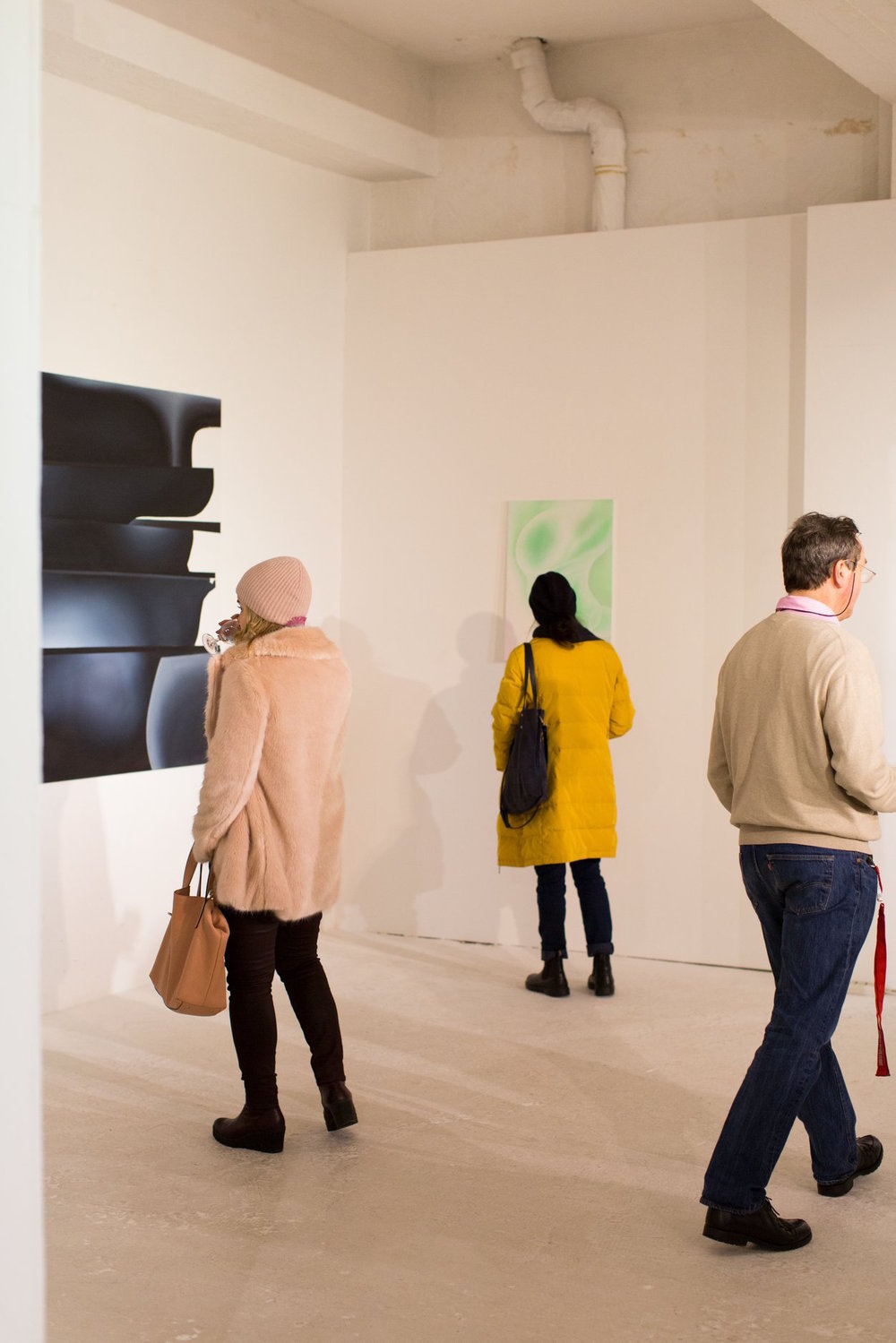 Eröffnung der Ausstellung: Ena Oppenheimer- Change of State, 2018