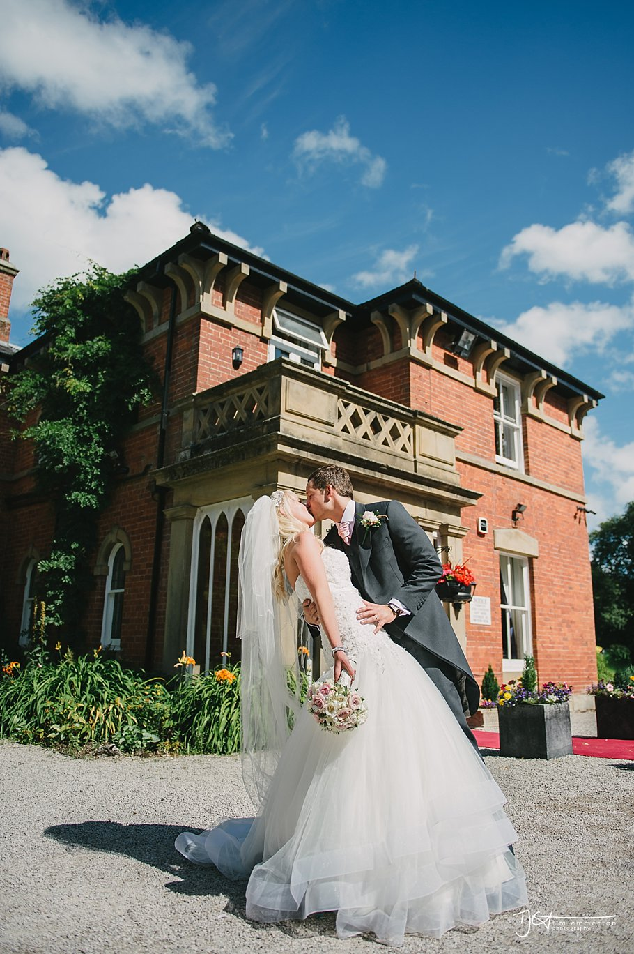 Bartle Hall Wedding - Danni & Stuart-137