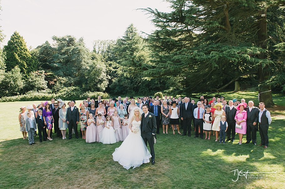Bartle Hall Wedding - Danni & Stuart-140