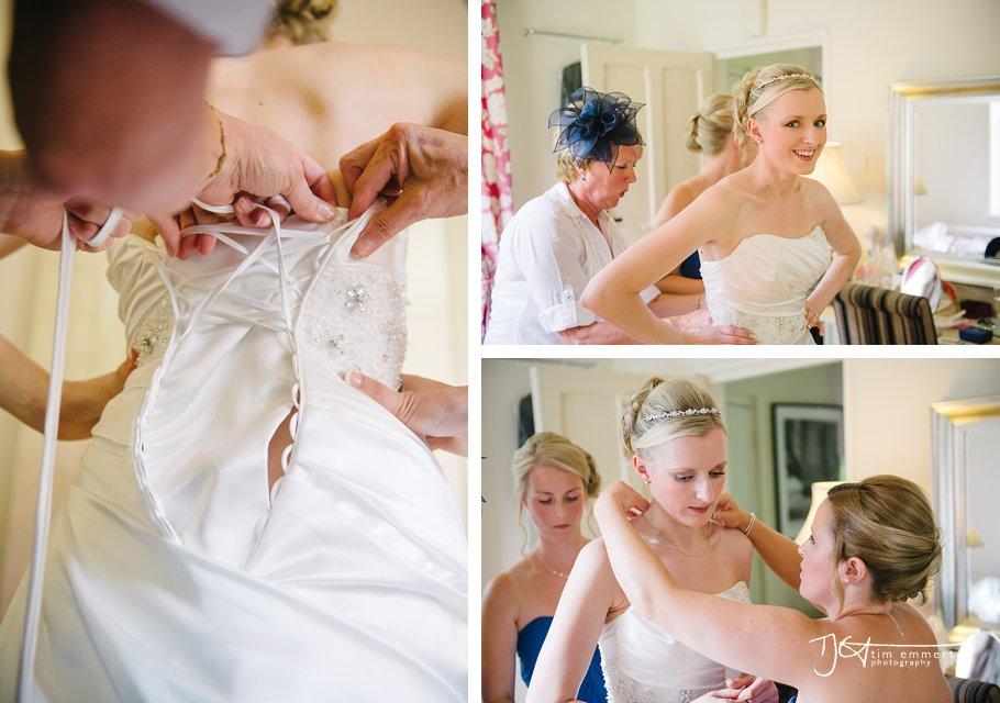 Samlesbury Hall Wedding - Kim & Carl-019