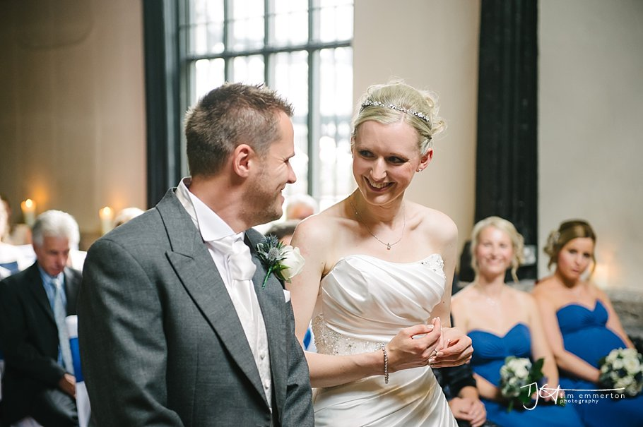 Samlesbury Hall Wedding - Kim & Carl-046