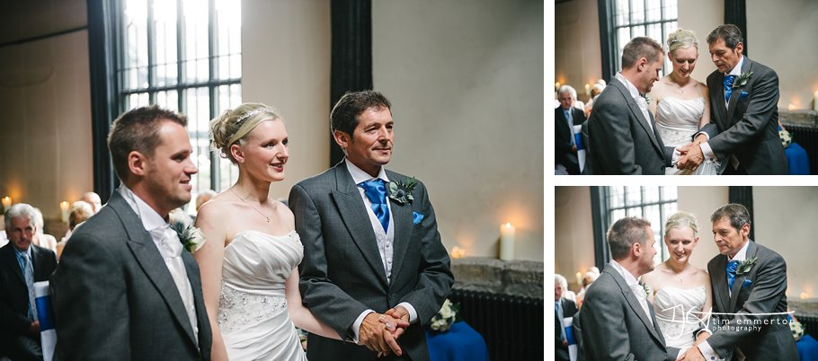 Samlesbury Hall Wedding - Kim & Carl-047