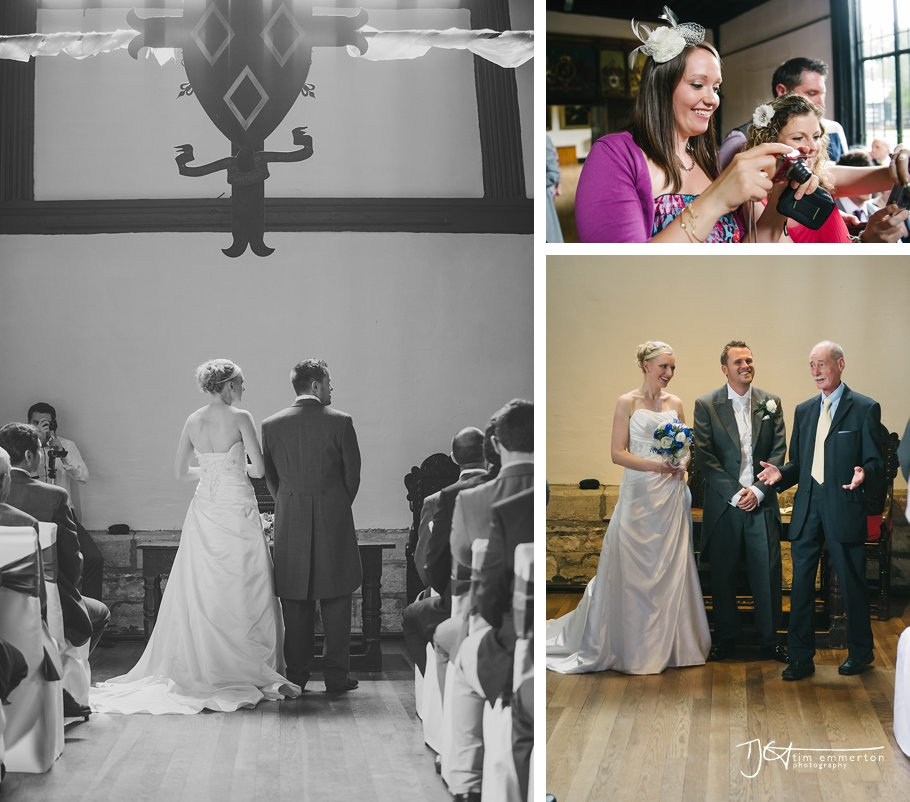 Samlesbury Hall Wedding - Kim & Carl-056