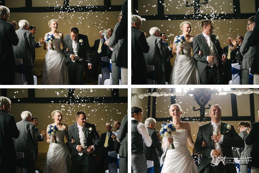 Samlesbury Hall Wedding - Kim & Carl-059