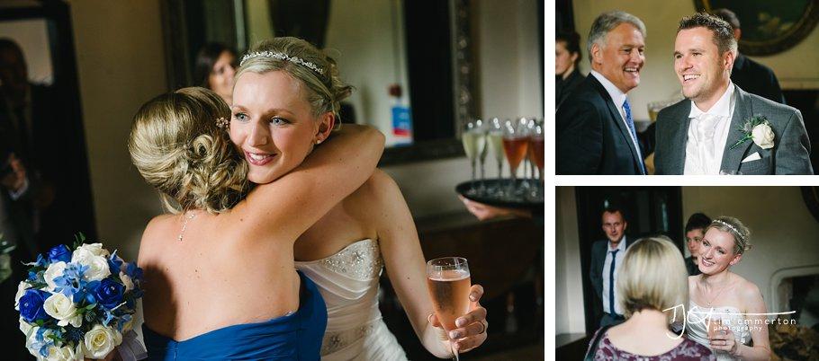 Samlesbury Hall Wedding - Kim & Carl-063